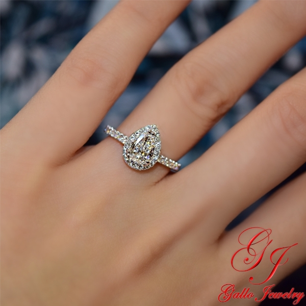 diamond trends engagement and pear gallery baguettes category side latest ideas with wedding cut shaped rings