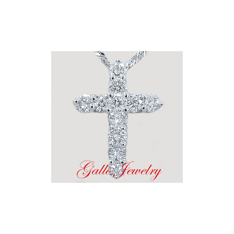 Pen00179a diamond cross pendantlonger style diamond cross pendantlonger style mozeypictures Image collections