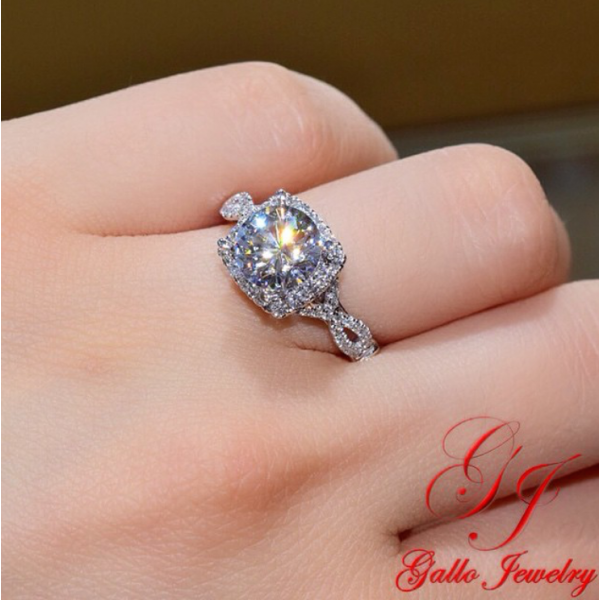 eng diamond halo infinity engagement ring