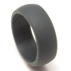 Grey Silicone ring