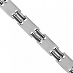 54656. Men's Stainless Steel Bracelet