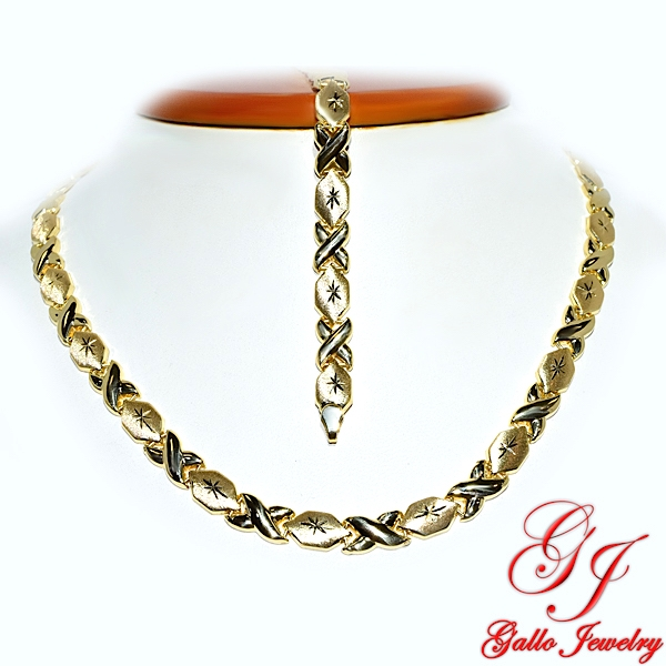 S0247ab Yellow Gold Plated Sterling