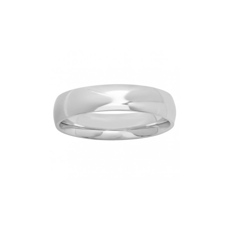 54906. Men's Stainless Steel Wedding Band