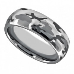 Menu0027s Tungsten Wedding Band