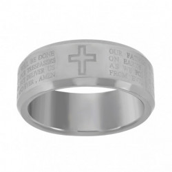 40786. Men's Tungsten Wedding Band