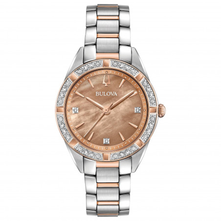 98R264 BULOVA Women's Sutton Diamond