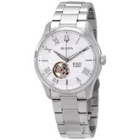 96A207 Men's Wilton Stainless Steel Automatic Watch
