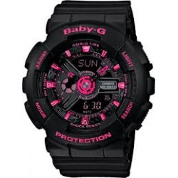 BA111-1A Baby-G Ana Digi Ladies Watch