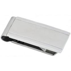 BJM02. Mens Stainless Steel Money Clip