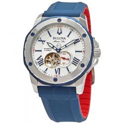 98A225.BULOVA Men's Marine Star Automatic Watch