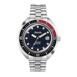98B320. Bulova Men's Oceanographer Automatic Watch