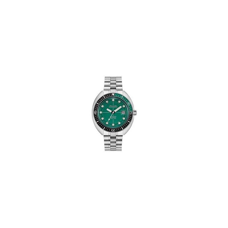 96B322. Bulova Men's Oceanographer Automatic Watch