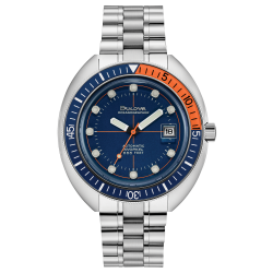 96B321. BULOVA Men's Oceanographer Automatic Watch