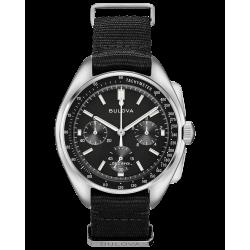 96A225. Bulova Men's Special Edition Lunar Pilot Chronograph Watch