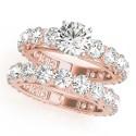 50491-E. Diamond  Engagement Ring (Center Stone Sold Separately)