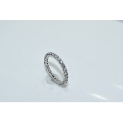 WB02873. Round Cut Diamond Eternity Band